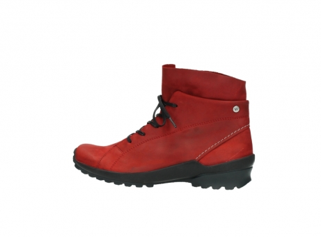 wolky boots 1730 denali 550 rot geoltes leder_2