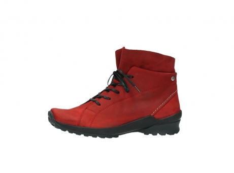 wolky boots 1730 denali 550 rot geoltes leder_24