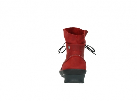 wolky boots 1730 denali 550 rot geoltes leder_7