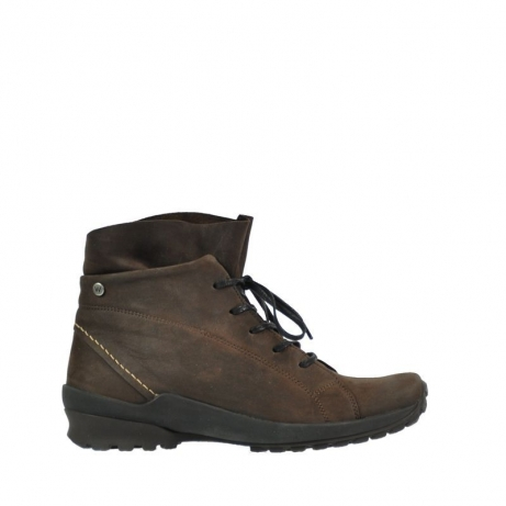 wolky boots 1734 denali cw 530 braun geoltes leder cold winter warmfutter