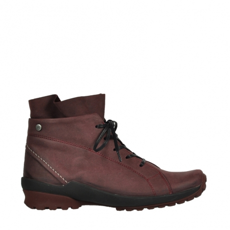 wolky boots 1734 denali cw 551 bordo geoltes leder cold winter warmfutter