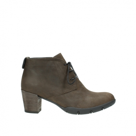 wolky boots 3675 bighorn 515 taupe geoltes leder