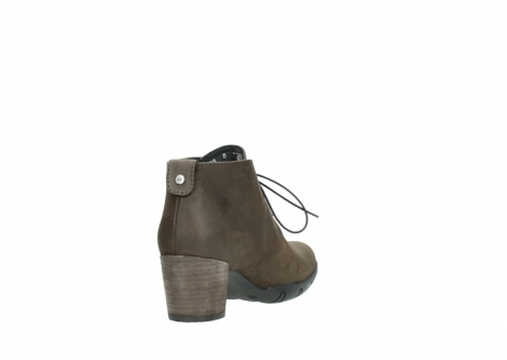 wolky boots 3675 bighorn 515 taupe geoltes leder_9