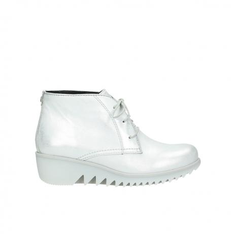 wolky boots 3810 dusky 313 silber leder