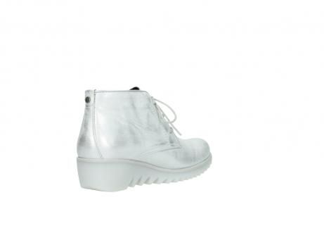 wolky boots 3810 dusky 313 silber leder_10