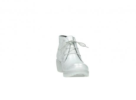 wolky boots 3810 dusky 313 silber leder_18
