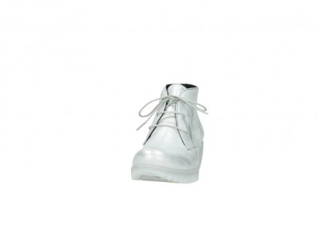 wolky boots 3810 dusky 313 silber leder_20
