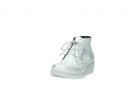 wolky boots 3810 dusky 313 silber leder_21