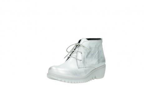 wolky boots 3810 dusky 313 silber leder_22