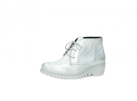 wolky boots 3810 dusky 313 silber leder_23