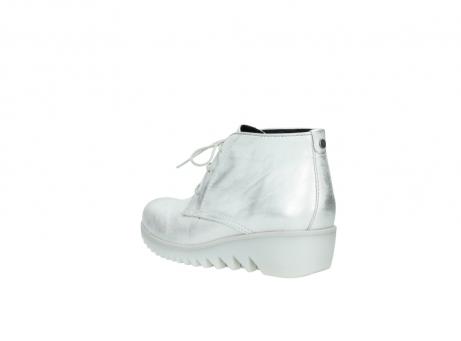 wolky boots 3810 dusky 313 silber leder_4