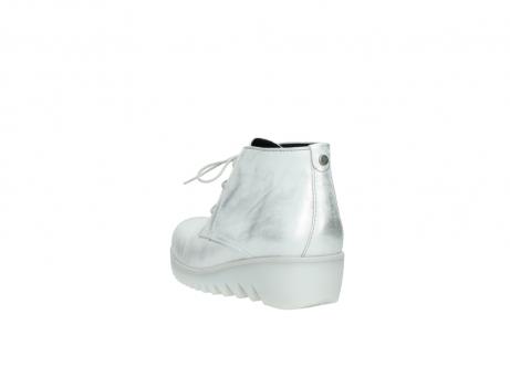 wolky boots 3810 dusky 313 silber leder_5