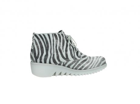 wolky boots 3810 dusky 912 zebra print metallic leder_12