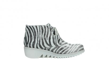 wolky boots 3810 dusky 912 zebra print metallic leder_13