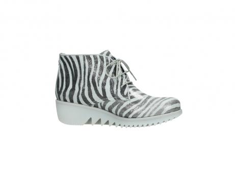 wolky boots 3810 dusky 912 zebra print metallic leder_14