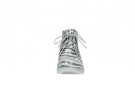 wolky boots 3810 dusky 912 zebra print metallic leder_19