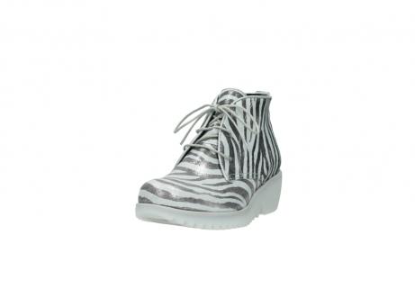 wolky boots 3810 dusky 912 zebra print metallic leder_21