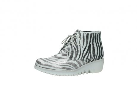 wolky boots 3810 dusky 912 zebra print metallic leder_23