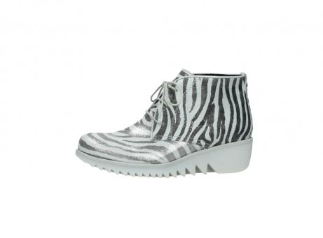 wolky boots 3810 dusky 912 zebra print metallic leder_24