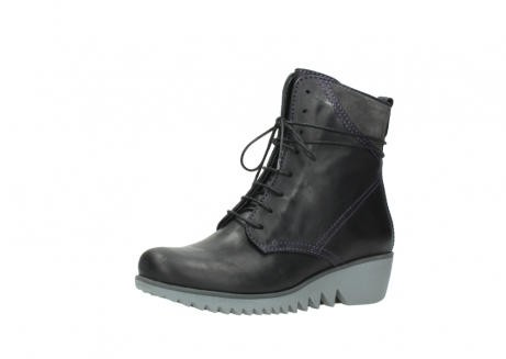 wolky boots 3812 rusty 560 dunkellila schwarz geoltes leder_23