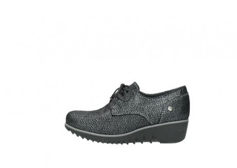 wolky boots 3818 dusky winter 400 schwarz gedruckt veloursleder_1