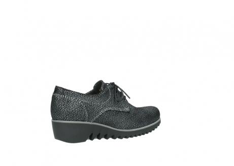 wolky boots 3818 dusky winter 400 schwarz gedruckt veloursleder_11