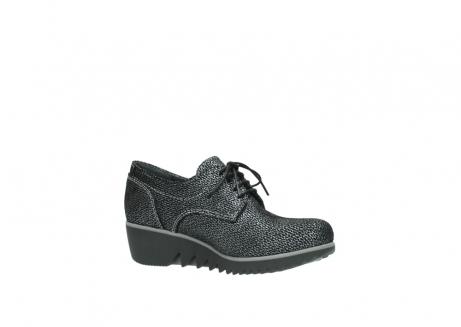 wolky boots 3818 dusky winter 400 schwarz gedruckt veloursleder_15