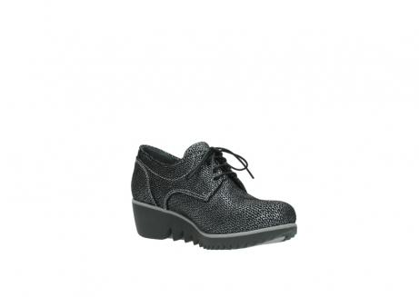 wolky boots 3818 dusky winter 400 schwarz gedruckt veloursleder_16