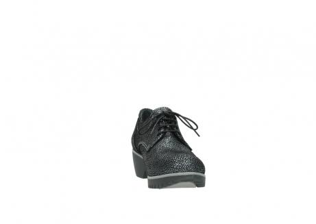 wolky boots 3818 dusky winter 400 schwarz gedruckt veloursleder_18