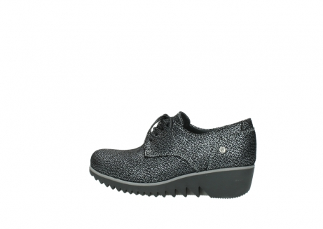 wolky boots 3818 dusky winter 400 schwarz gedruckt veloursleder_2