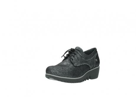 wolky boots 3818 dusky winter 400 schwarz gedruckt veloursleder_22