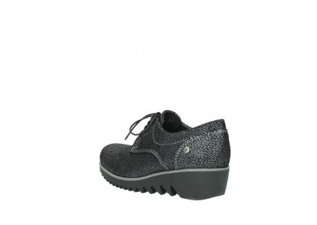 wolky boots 3818 dusky winter 400 schwarz gedruckt veloursleder_4