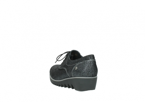 wolky boots 3818 dusky winter 400 schwarz gedruckt veloursleder_5