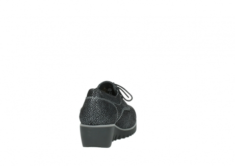 wolky boots 3818 dusky winter 400 schwarz gedruckt veloursleder_8