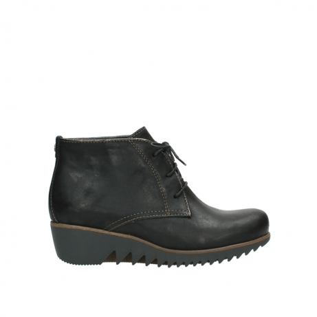 wolky boots 3818 dusky winter 530 braun geoltes leder