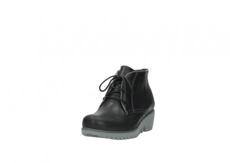 wolky veterboots 3818 dusky winter 560 donkerpaars zwart geolied leer_21