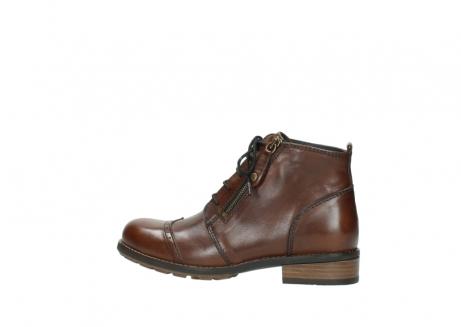 wolky boots 4440 millstream 243 cognac leder_2