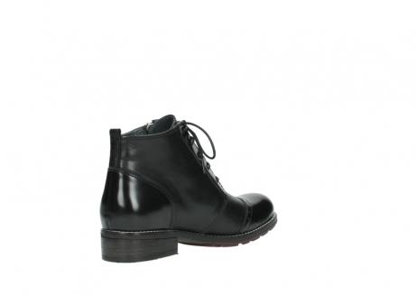wolky boots 4440 millstream 300 schwarz poliertes leder_10