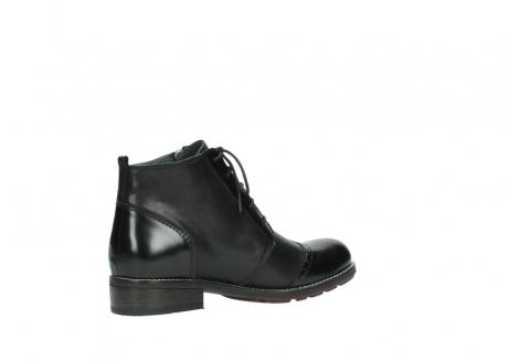 wolky boots 4440 millstream 300 schwarz poliertes leder_11