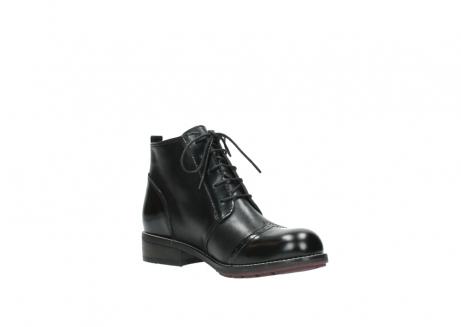 wolky boots 4440 millstream 300 schwarz poliertes leder_16
