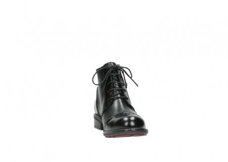 wolky boots 4440 millstream 300 schwarz poliertes leder_18