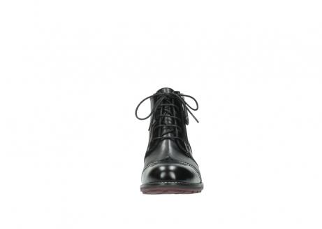wolky boots 4440 millstream 300 schwarz poliertes leder_19