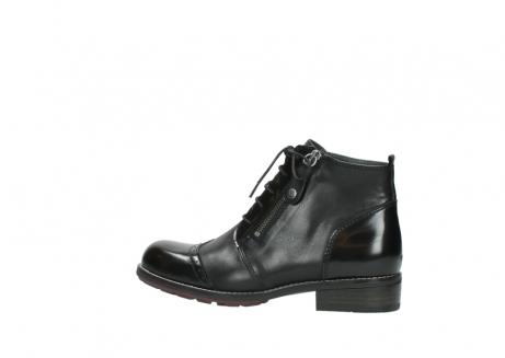 wolky boots 4440 millstream 300 schwarz poliertes leder_2