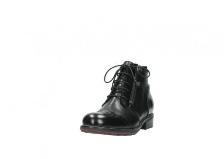 wolky boots 4440 millstream 300 schwarz poliertes leder_21