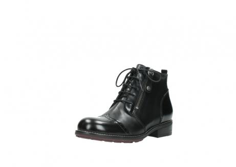 wolky boots 4440 millstream 300 schwarz poliertes leder_22