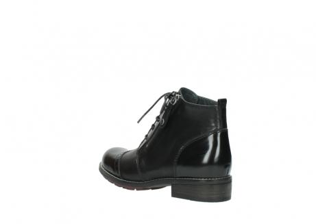 wolky boots 4440 millstream 300 schwarz poliertes leder_4