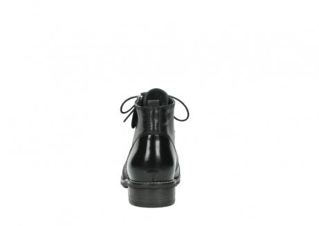 wolky boots 4440 millstream 300 schwarz poliertes leder_7