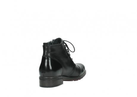 wolky boots 4440 millstream 300 schwarz poliertes leder_9