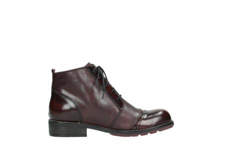 wolky boots 4440 millstream 351 bordeaux poliertes leder_13