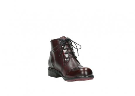 wolky boots 4440 millstream 351 bordeaux poliertes leder_17